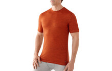 Smartwool Men&#039;s Microweight Tee orange